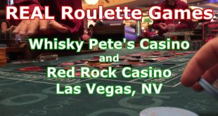 2-REAL-Roulette-Games-Whiskey-Petes-Red-Rock-Casinos-Las-Vegas-NV