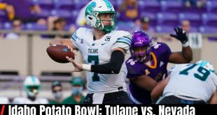 Idaho-Potato-Bowl-Tulane-vs.-Nevada