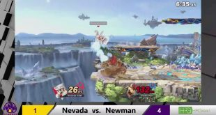 Nevada HS vs Newman Catholic HS – Smash Ultimate Esports