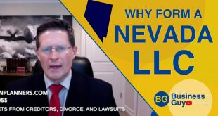 Why Form a Nevada LLC?