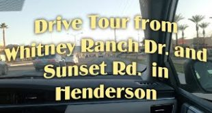 Drive-Tour-from-Whitney-Ranch-Dr-and-Sunset-Rd-in-Henderson-NV
