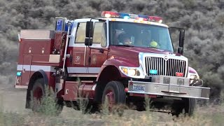Fire-Trucks-Responding-to-2-Huge-Wildfires-in-Carson-City-Nevada