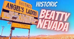 Historic-Beatty-Nevada-HWY-95-Ghost-Town