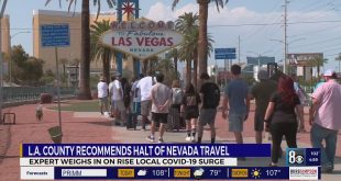 Las-Vegas-visitors-react-to-COVID-19-spike-LA-county-recommending-halt-of-travel-to-Nevada